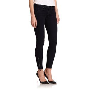 GENETIC LOS ANGELES Black Skinny Pants